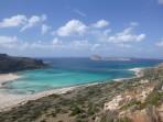 Pláž Balos - ostrov Kréta foto 25