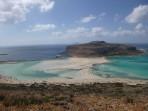 Pláž Balos - ostrov Kréta foto 26