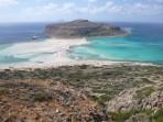 Pláž Balos - ostrov Kréta foto 29