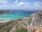 Pláž Balos - ostrov Kréta foto 30