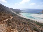 Pláž Balos - ostrov Kréta foto 31