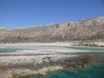 Pláž Balos - ostrov Kréta foto 39