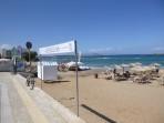 Pláž Nea Chora (Chania) - ostrov Kréta foto 9