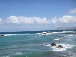 Pláž Nea Chora (Chania) - ostrov Kréta foto 15