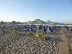 Pláž Rethymno - ostrov Kréta foto 15