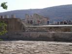 Knossos (archeologické naleziště) - ostrov Kréta foto 11