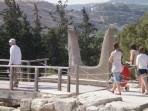 Knossos (archeologické naleziště) - ostrov Kréta foto 14