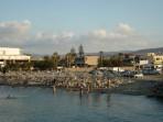 Pláž Gouves - ostrov Kréta foto 12