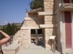 Knossos (archeologické naleziště) - ostrov Kréta foto 16