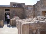 Knossos (archeologické naleziště) - ostrov Kréta foto 23