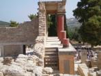 Knossos (archeologické naleziště) - ostrov Kréta foto 24