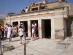 Knossos (archeologické naleziště) - ostrov Kréta foto 25