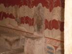 Knossos (archeologické naleziště) - ostrov Kréta foto 26