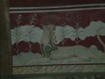 Knossos (archeologické naleziště) - ostrov Kréta foto 27