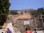 Pevnost Spinalonga - ostrov Kréta foto 5