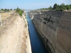 Korintský průplav