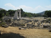 Archeologické naleziště Epidaurus