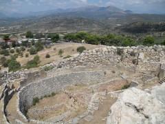 Archeologické naleziště Mykény