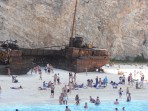 Pláž Navagio (Pláž Ztroskotání) - ostrov Zakynthos foto 10