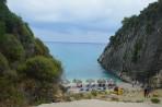 Pláž Xigia - ostrov Zakynthos foto 1