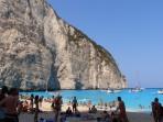 Pláž Navagio (Pláž Ztroskotání) - ostrov Zakynthos foto 15