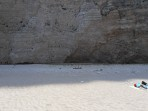Pláž Navagio (Pláž Ztroskotání) - ostrov Zakynthos foto 18