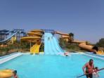 Vodní park Zante Water Village (Sarakinado) - ostrov Zakynthos foto 9