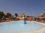 Vodní park Zante Water Village (Sarakinado) - ostrov Zakynthos foto 10