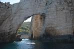 Modré jeskyně (Blue Caves) - ostrov Zakynthos foto 1