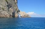 Modré jeskyně (Blue Caves) - ostrov Zakynthos foto 2