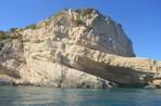 Modré jeskyně (Blue Caves) - ostrov Zakynthos foto 5