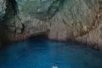 Modré jeskyně (Blue Caves) - ostrov Zakynthos foto 11
