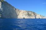 Modré jeskyně (Blue Caves) - ostrov Zakynthos foto 17