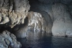 Modré jeskyně (Blue Caves) - ostrov Zakynthos foto 18