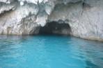 Modré jeskyně (Blue Caves) - ostrov Zakynthos foto 20