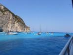 Vrak lodi (pláž Navagio) - ostrov Zakynthos foto 12