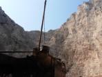 Vrak lodi (pláž Navagio) - ostrov Zakynthos foto 16