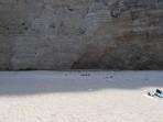 Vrak lodi (pláž Navagio) - ostrov Zakynthos foto 18