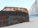 Vrak lodi (pláž Navagio) - ostrov Zakynthos foto 20