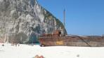 Vrak lodi (pláž Navagio) - ostrov Zakynthos foto 21