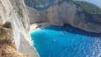 Vrak lodi (pláž Navagio) - ostrov Zakynthos foto 23