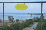 Pláž Banana - ostrov Zakynthos foto 18