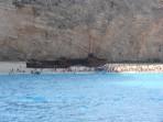 Pláž Navagio (Pláž Ztroskotání) - ostrov Zakynthos foto 8