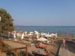 Pláž Laganas - ostrov Zakynthos foto 10