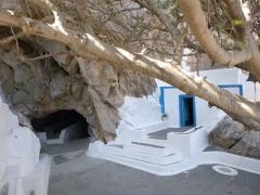 Kostelík s pramenem Zoodochos Pigi