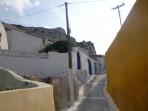 Akrotiri - ostrov Santorini foto 6