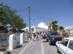 Město Fira - ostrov Santorini foto 2