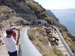 Město Fira - ostrov Santorini foto 7
