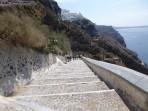 Město Fira - ostrov Santorini foto 10