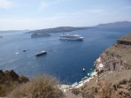 Město Fira - ostrov Santorini foto 12